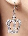 crystal earrings #41