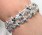 fleur-de-lis bracelet 90