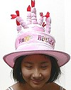 party hats 44