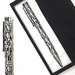 sculptured pewter pens 94