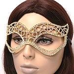 rhinestone masks