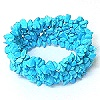 wide turquoise bracelet
