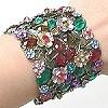 crystal bracelets 54