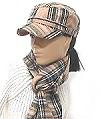 Hat adn scarf set 58