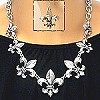 Fleur-de-lis jewelry 68