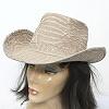 sequin cowboy hat