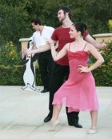 Giuseppe Birdi with State Street Ballet