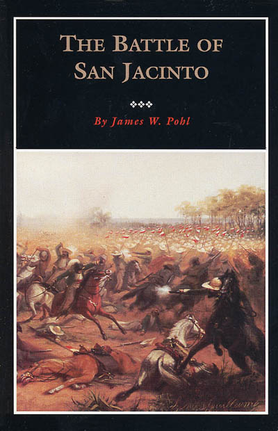 Battle of San Jacinto book