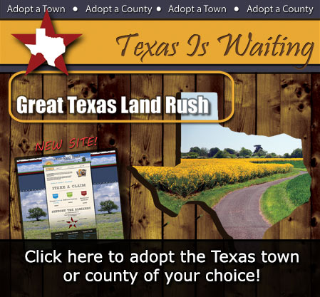 Great Texas Land Rush