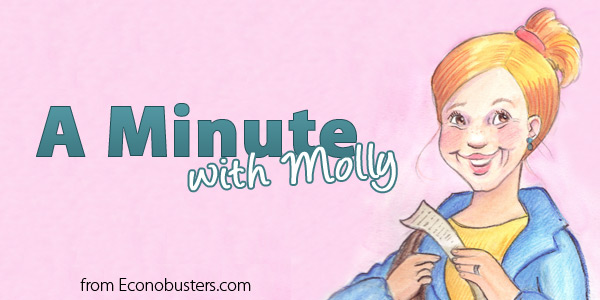 Minute with Molly Header