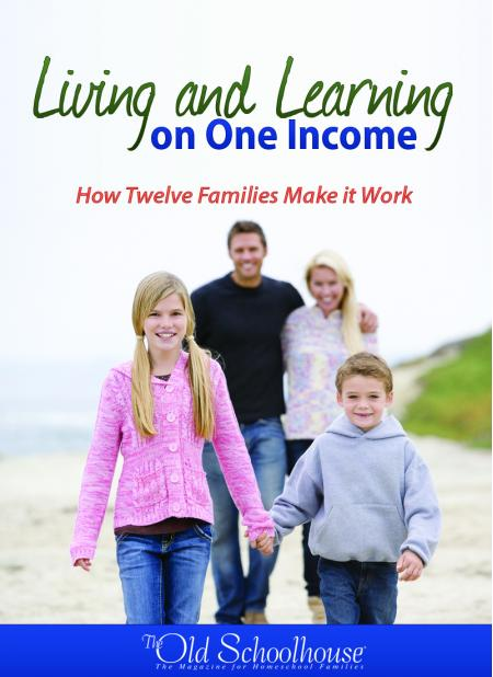 Living and Learning on One Income