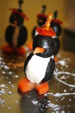 Vegetable Penguin