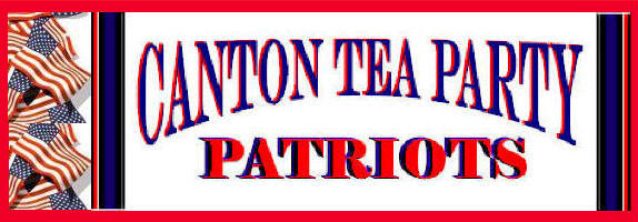 Canton Tea Party Logo