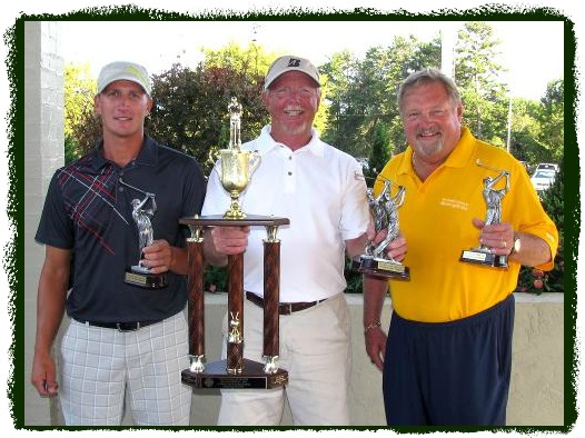 Gcp news golf shoot out winners membership breakfast member handicap division winning team l r tyler brooks merrill andrew and tommy olterman bob andrew not available for photo m4hsunfo
