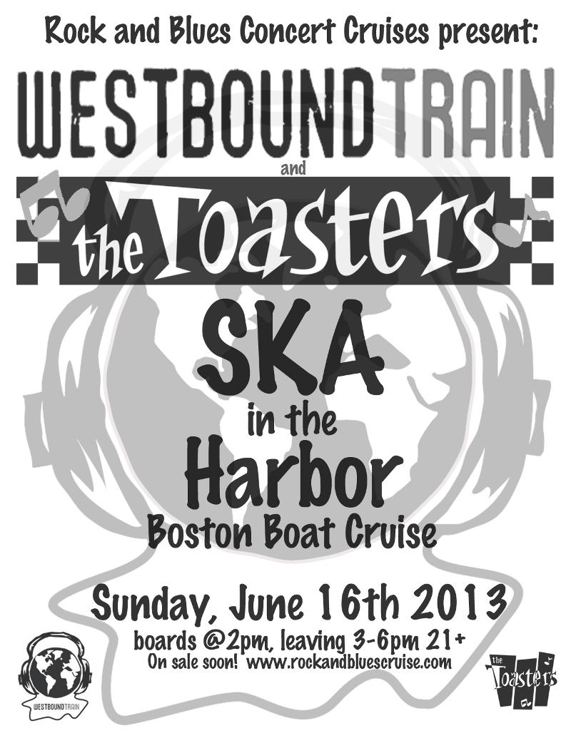 Ska in the Harbor poster