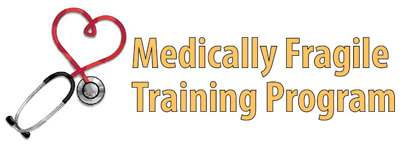 Medically Fragile Logo
