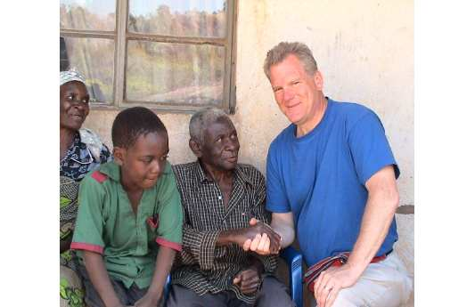 David E Cutler, Milawi, Africa