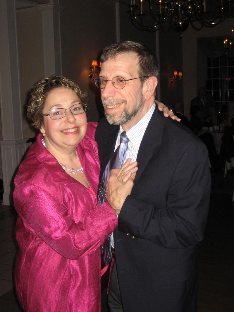 Marcia and David Waitzman