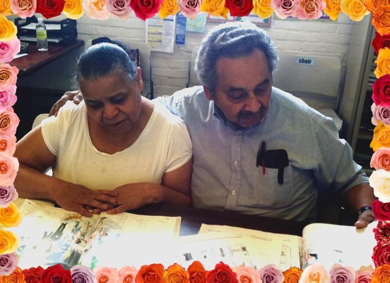 Ismael and Luisa Mulero