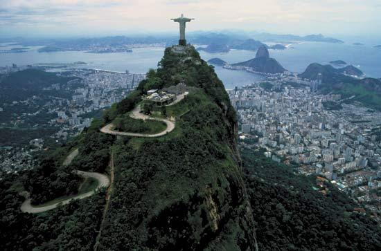 Statue of Christ in Rio 2