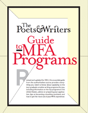 P&W Guide to MFA Programs