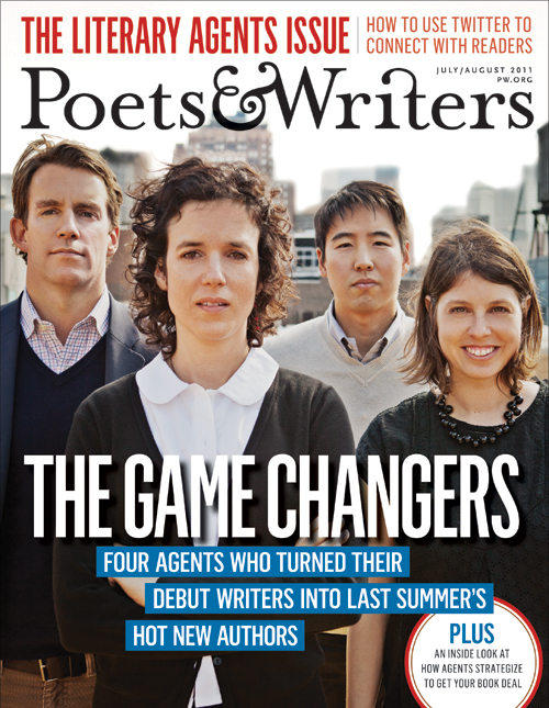 Poets & Writers Magazine July/August