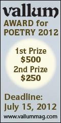 Vallum Award for Poetry