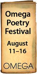 Omega Poetry Festival August 11-16