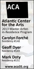 Atlantic Center for the Arts, Master Artist-in-Residence Program