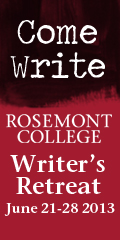Rosemont College Writer's Retreat