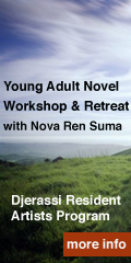Young Adult Novel Workshop and Retreat