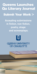 Queens University of Charlotte QU Literary Journal