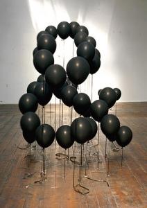 ampersand balloons