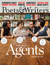 Poets & Writers Magazine, July/August 2012