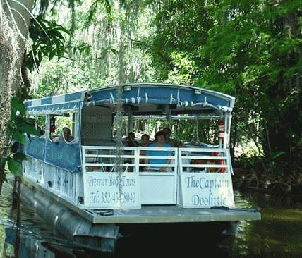 Premier Boat Tour at Lakeside Inn