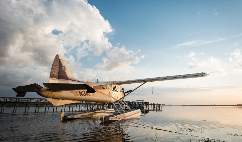 Lakeside Inn Seaplane
