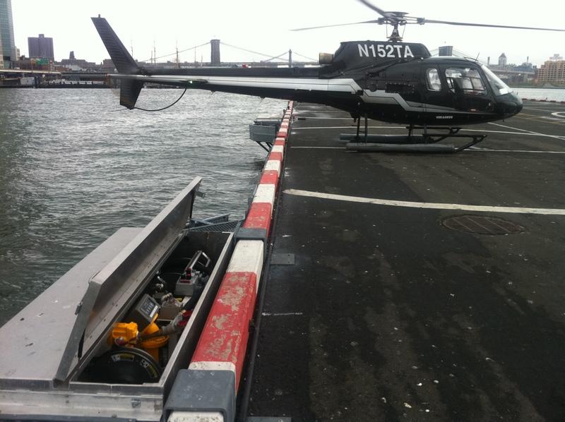 MSI System--Manhattan Heliport