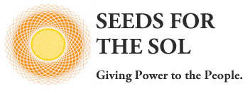 seeds for the sol logo