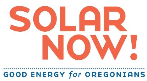 Solar Now! logo