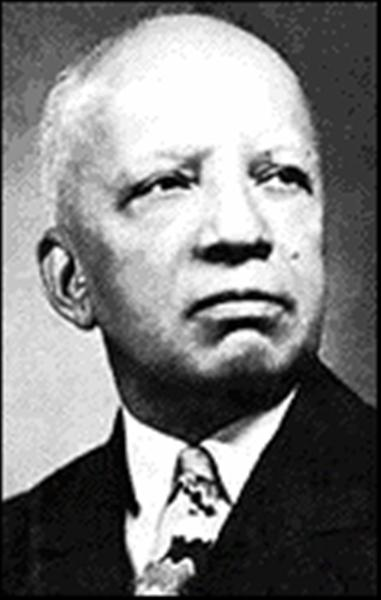 Carter G. Woodson, Founder of ASALH
