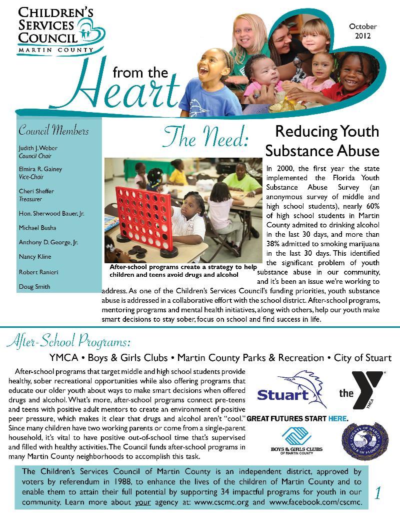 Newsletter 10.12 p.1