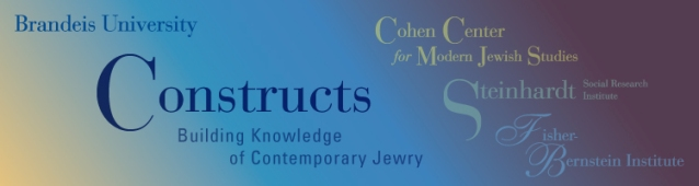 Constructs: Building Knowledge of Contemporary Jewry