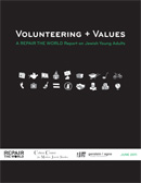 Volunteering + Values