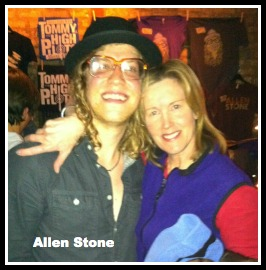 val and allen stone
