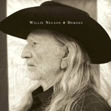 Willie Nelson album art