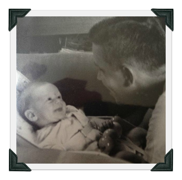 val and daddy '57