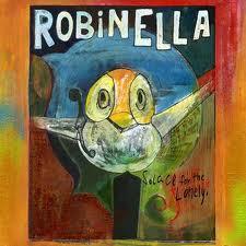 robinella album