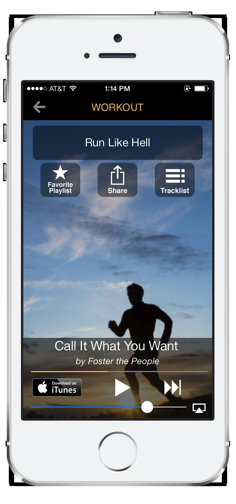 Player - Run Like Hell