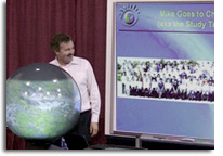 ATLE Magic Planet Digital Video Globe
