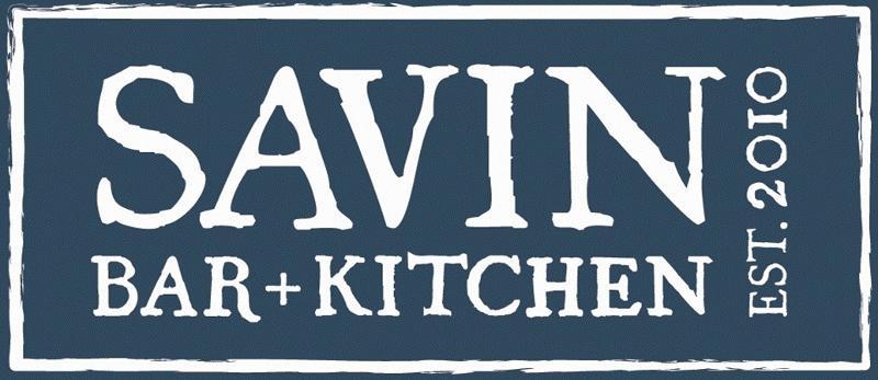 Savin Logo Blue